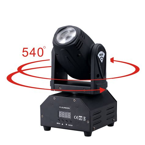 stage lighting for sale ebay 50w dmx512 11 13ch rgbw led moving head beam stage light