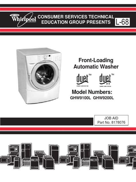 whirlpool duet washer wiring schematic efcaviation