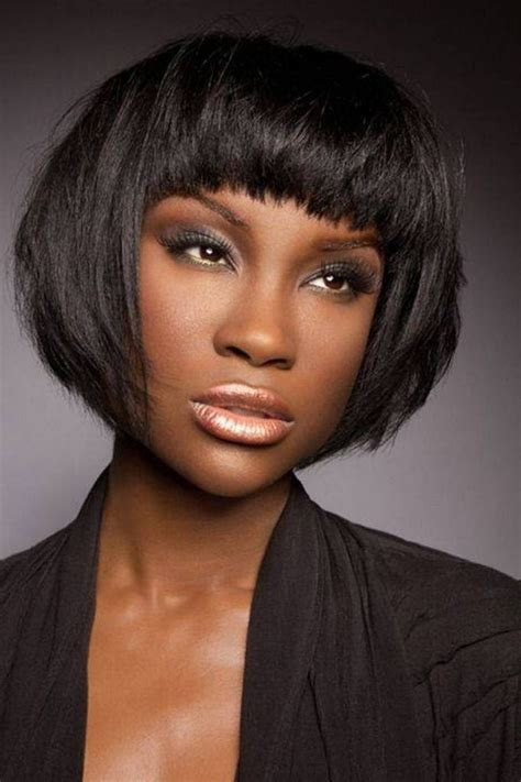 layered bob haircut american 25 best ideas about african american short hairstyles on