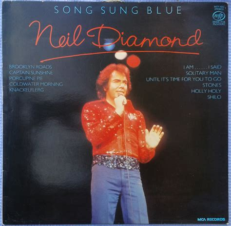 song sung blue neil diamond song sung blue records lps vinyl and cds