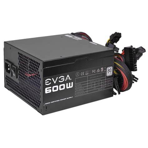 Power Supply Varro Atx 600 Watt evga 600w 20 4 pin atx power supply