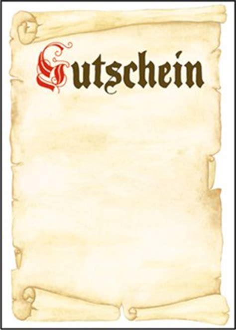 Vorlage Word Mittelalter Sigel Dp221 Motiv Papier Gutscheinurkunde 185g G 252 Nstig Kaufen