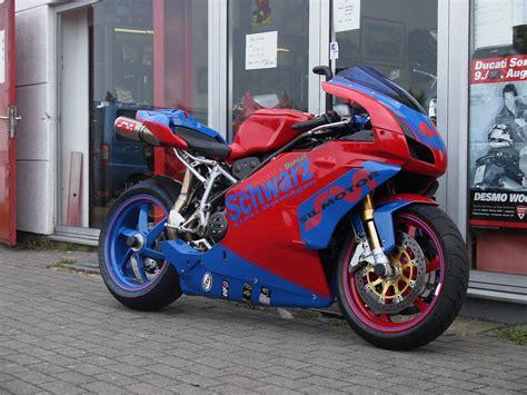 Ducati Motorrad Schwarz by 999 02 Motorrad Schwarz