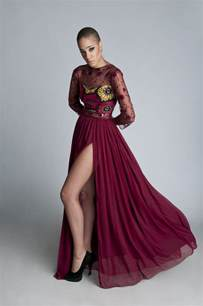 Design for love gets the first spot with this chic akatasia dress