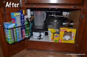 operation rv organization kitchen diary of a road