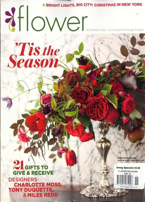 flower magazine subscription buy at newsstand co uk grandma