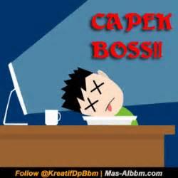 wallpaper bergerak capek dp bbm animasi capek dan lelah download dp bbm animasi