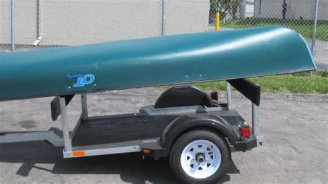 jon boat trailer tire size versa trailers canoe trailers and up to 10 haulers