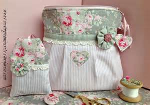 shabby chic sewing shabby chic cosmetic pouch sewing room secrets