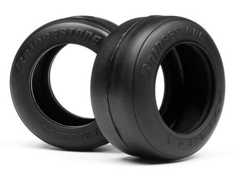 Hpi Racing 103016 Bridgestone High Grip Ft01 Slick Tyre M Front New 103016 bridgestone high grip ft01 slick tire m front