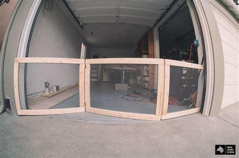 Garage Pet Door 25 Best Ideas About Indoor Gates On Cl 244 Ture Chien Gate Locks And Gate Latch