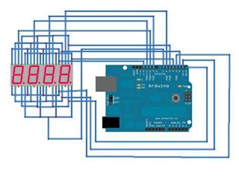 arduino tutorial 7 segment display how to drive a 7 segment led display