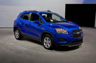 chevrolet trax features price trax features list