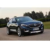 Opel Grandland X Nous D&233voilons Le Nom Du Successeur De L'Antara