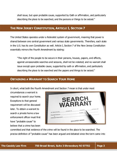 Illegal Search Warrant Illegal Search And Seizure Of Your Home Understanding