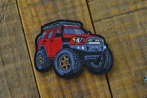 trd pro  limited edition trail patch amaesing decals