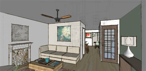 sketchup layout interior design image gallery sketchup interior
