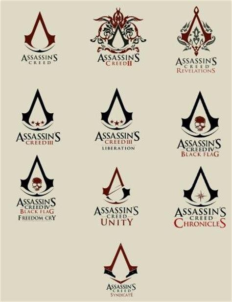 assassins creed tattoo designs best 25 assassins creed ideas on