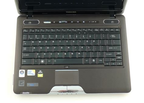 Keyboard Laptop Toshiba Satellite U505 toshiba satellite u505 review notebookreview