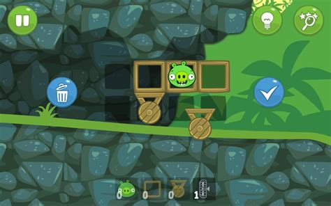 bad piggies hd   play   funnygamesin