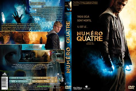 film streaming nouveauté jaquette dvd de num 233 ro quatre custom cin 233 ma passion