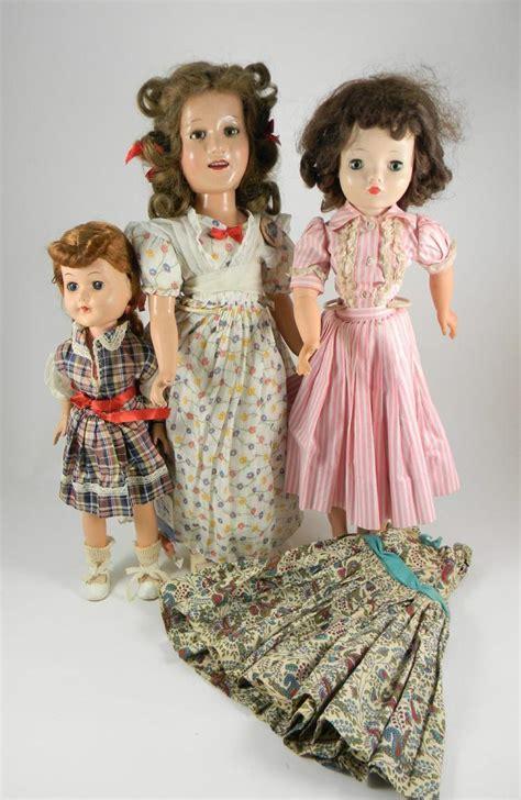 composition dolls 1930s deanna durbin composition doll by ideal american 1930s