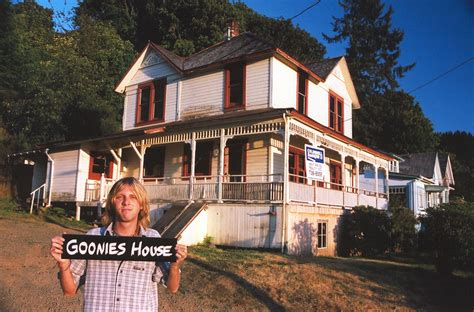 Astoria Goonies House by Goonies House Closed After Owner Gets Fed Up With Fans