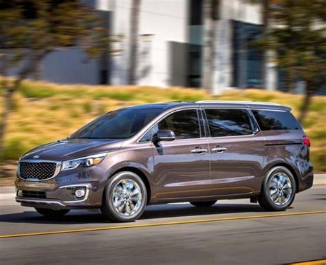 Kia Deals 2015 2015 Kia Sedona Minivan Cool Kelley Blue Book