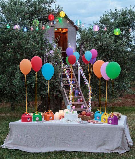 decorazioni per giardini le 25 migliori idee su decorazioni per festa in giardino