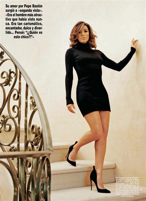 in high heels and dresses longoria showing stunning legs in a