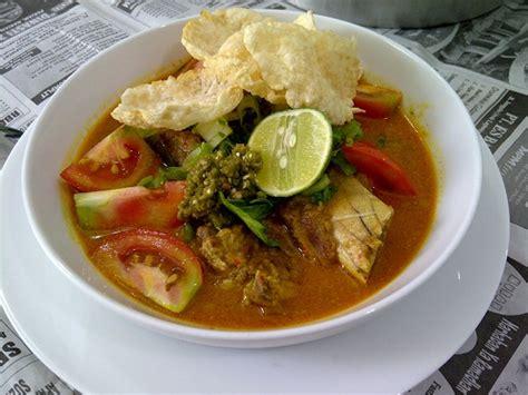 membuat soto ayam yang lezat resep masakan soto daging santan sapi betawi asli yang
