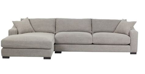 spectra home brandon left chaise sectional sofa