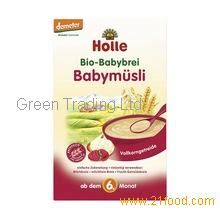 House Of Organix Walnut 250 G holle organic baby food baby cereal 250g from the 6th