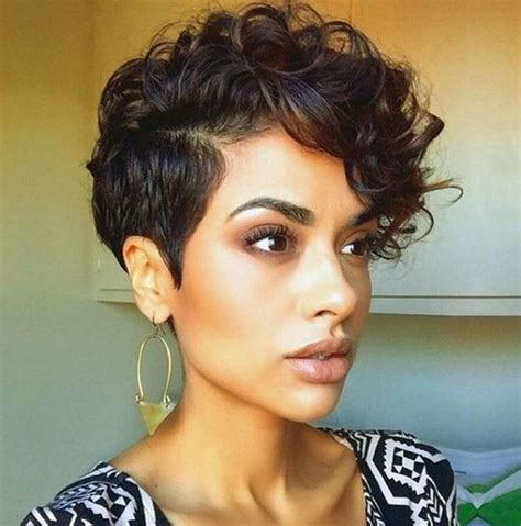 how to make african american short hair curly best 25 short african american hairstyles ideas on