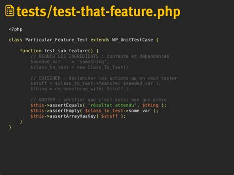 tutorial php unit testing phpunit laravel phpunit assertinstanceof phpsourcecode net