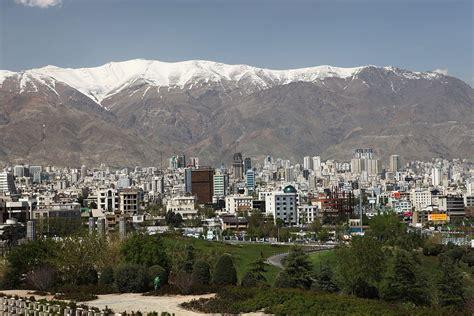 in iran urbanism in iran tehran