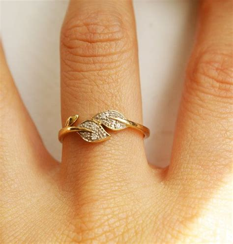 gold leaf tattoo 17 best ideas about leaf ring on pretty rings
