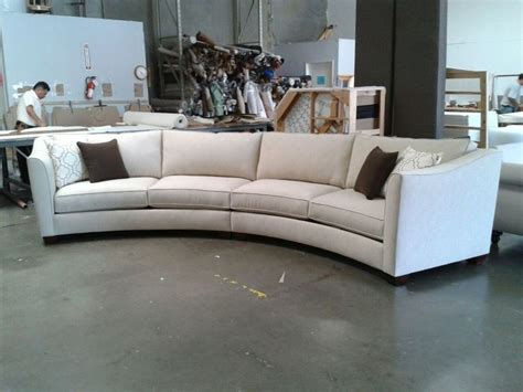 curved sofa sectional modern curved sectional sofa set rich comfortable upholstered