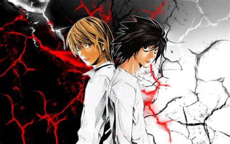 Wallpaper Anime Death Note | death note wallpapers wallpaper cave