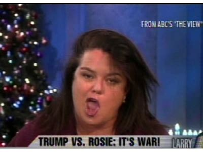 Donald Vs Rosie This Is Great by Rosie Vs Donald The Highlight Reel So Far Salon