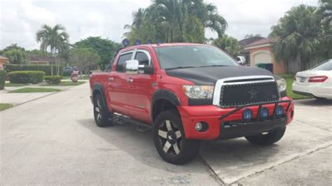 automobile air conditioning service 2010 toyota tundramax head up display purchase used 2010 toyota tundra crew max iforce 5 7 limited navigation 4 x 4 sunroof leather in