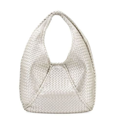 Bottega Venetta Cevro Oranye bottega veneta cervo large metallic hobo bag handbags