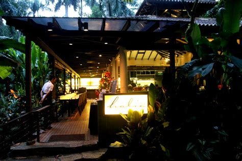 Botanic Gardens Singapore Restaurant Halia At Singapore Botanic Gardens Singapore Restaurant