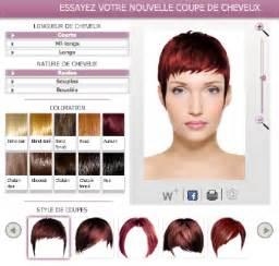 jeux de coiffure professionnel coupe courte