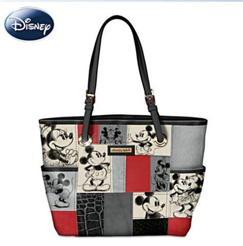 Slingbag Handbag Mickey Mouse Fashion mickey and minnie patchwork handbag mickey fix
