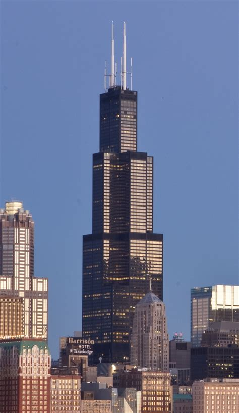Willis Tower | nominate your favorite skyscrapers for induction in the