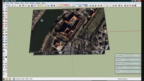 google sketchup sandbox tutorial modelowanie 3d w google sketchup 04 sandbox tool youtube