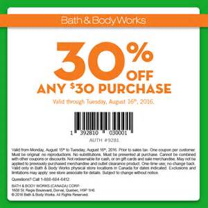 bath and body works black friday 2017 bath amp body works 30 off any 30 purchase coupon aug 15