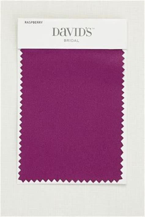 david s bridal color swatches raspberry fabric swatch davids bridal