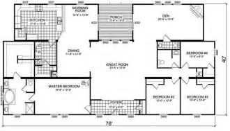 wide floor plans triple wide mobile home floor plans manufactured home and mobile home floor plans canton